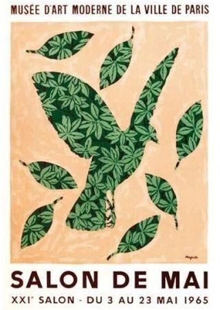 Афиша Magritte - Salon de mai 1965