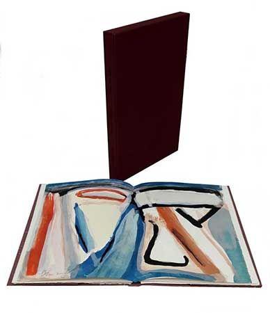 Иллюстрированная Книга Van Velde - San Fin L'affamé