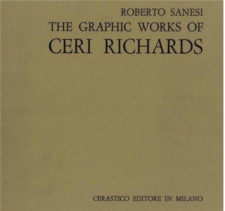 Иллюстрированная Книга Richards - Sanesi Roberto. The Graphic Work Of Ceri Richards.