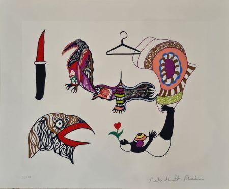 Литография De Saint Phalle - Sans titre