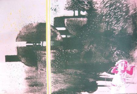 Литография Cremonini - Sans titre