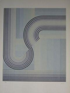 Литография Sempere - Sans titre