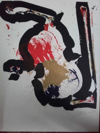 Литография Arman - Sans Titre