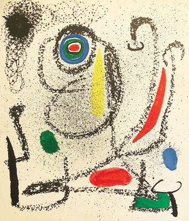 Литография Miró (After) - Sans titre