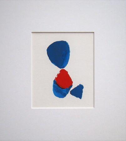 Трафарет De Stael - Sans titre, 1952