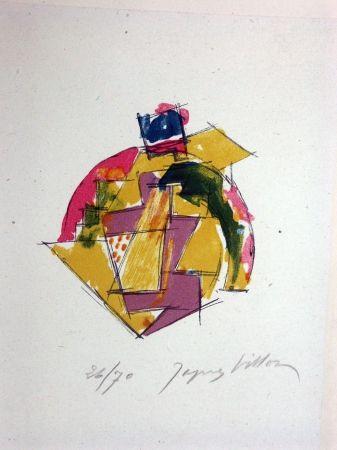 Литография Villon - Sans titre 2