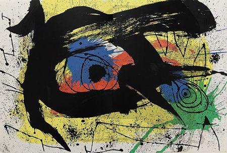 Литография Miró - Sans Titre I