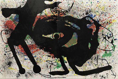 Литография Miró - Sans Titre II