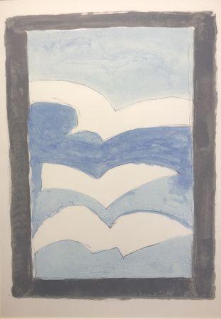 Литография Braque - Sans titre / Untitled