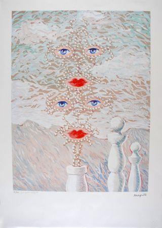 Литография Magritte - Schéhérazade - Scheherazade