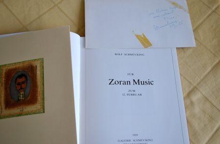 Многоэкземплярное Произведение Music - Schmücking-für Zoran Music zum 12 februar