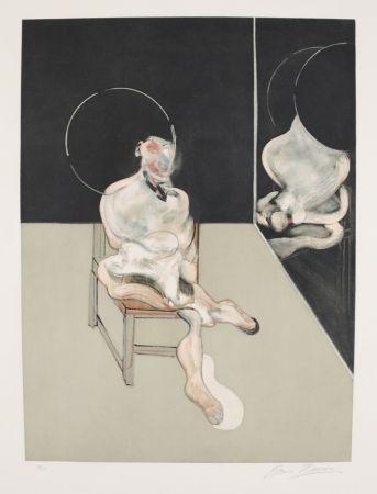 Офорт И Аквитанта Bacon - Seated Figure