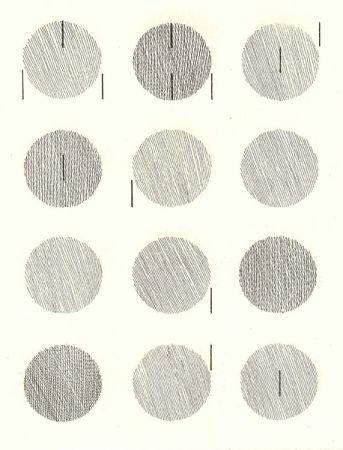 Иллюстрированная Книга Nangeroni - Sei poesie per un romanzo