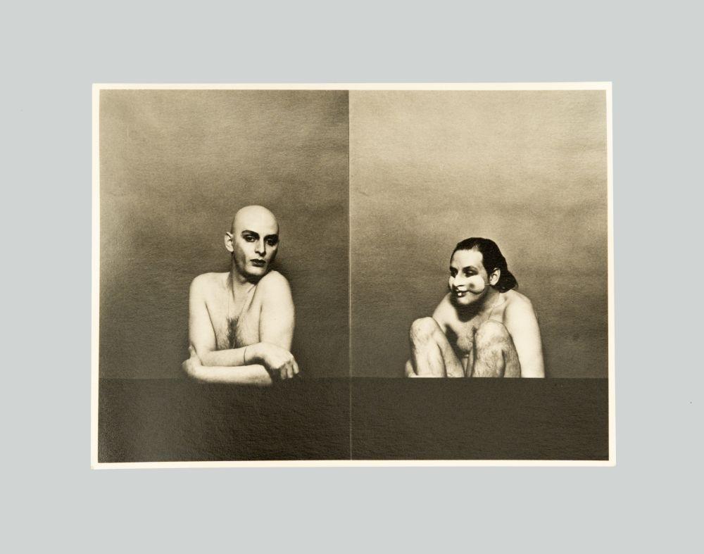 Фотографии Lüthi - Self portrait