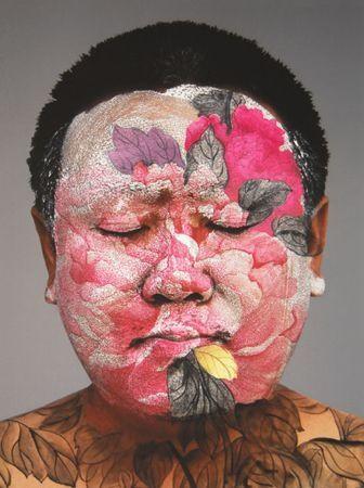 Сериграфия Yan - Self Portrait