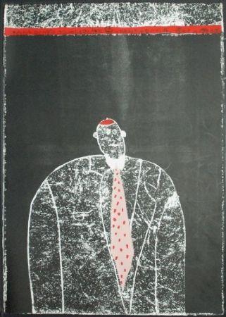 Литография Selden - Senza titolo (Untitled)