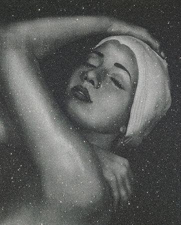 Mezzotint Feuerman - Serena diamond dust
