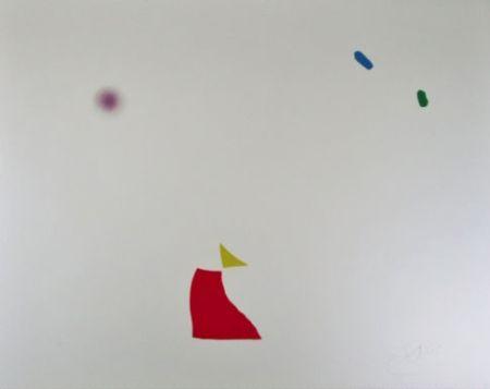 Офорт И Аквитанта Miró - Serie Mallorca