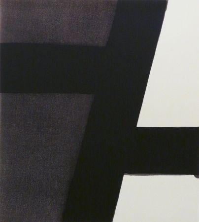 Сериграфия Soulages - Serigraphie n°21