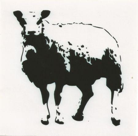 Сериграфия Blek Le Rat - Sheep (baah)
