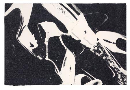 Сериграфия Warhol - Shoes (FS II.255)
