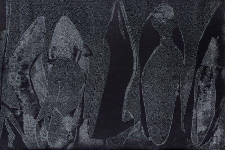 Сериграфия Warhol - Shoes (FS II.256)