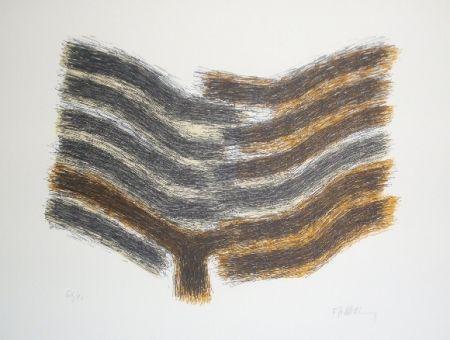 Литография Ubac - Sillon