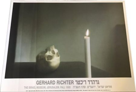 Афиша Richter - Skull with Candle