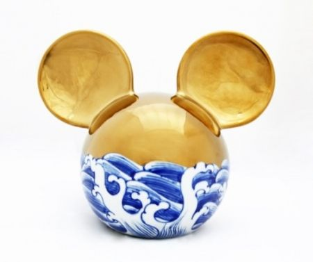 Керамика Lihong - Small Mickey – gold