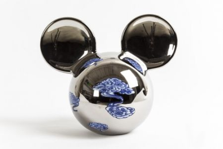 Керамика Lihong - Small Mickey – silver