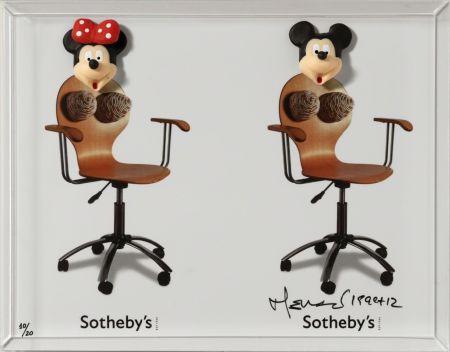 Многоэкземплярное Произведение Leirner - Sotheby's III
