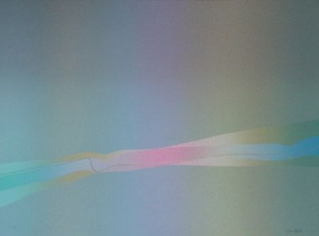 Литография Bird - Spectre lumière 2