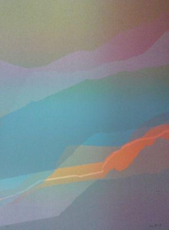 Литография Bird - Spectre lumière 3