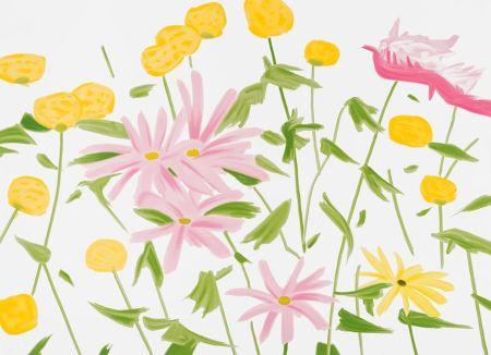 Сериграфия Katz - Spring Flowers