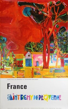 Гашение Bezombes - St Remy de Provence France