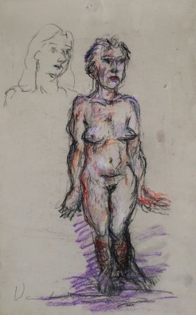 Нет Никаких Технических Wandrer - Standing Nude
