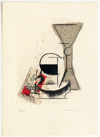 Гравюра Valdés - Still Life II