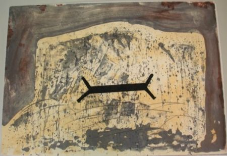 Литография Tàpies - Suite 63 x 90