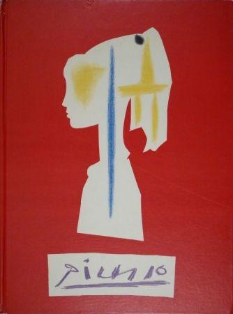 Иллюстрированная Книга Picasso - Suite De 180 Dessins De Picasso. Picasso And The Human Comedy. A Suite Of 180 Drawings By Picasso