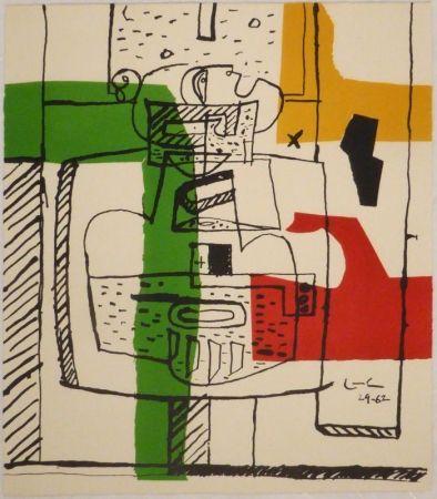 Иллюстрированная Книга Le Corbusier - Suite De Dessins