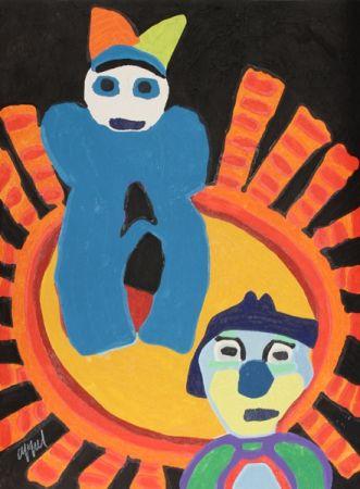 Гравюра Appel - Sun of the incas