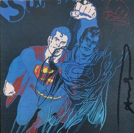 Сериграфия Warhol - Superman