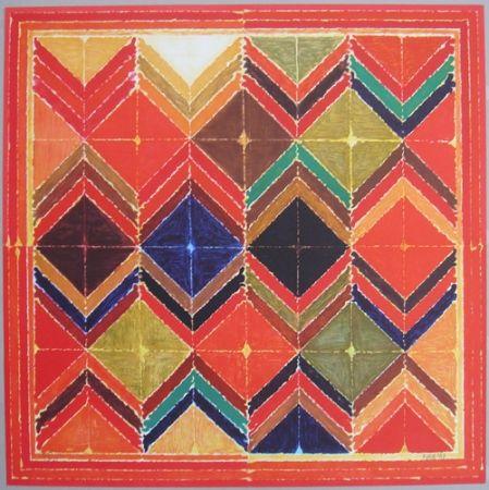 Литография Raza - Symboles 1