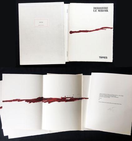 Иллюстрированная Книга Tàpies - TÀPIES : Joan Brossa