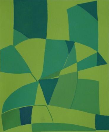 Трафарет Dias - Témoignages pour l'art abstrait