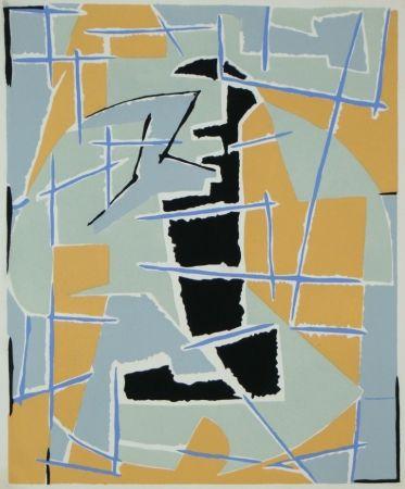 Трафарет Deyrolle - Témoignages pour l'art abstrait