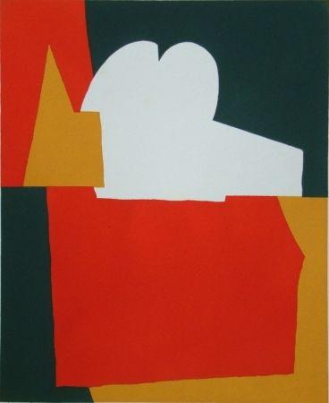 Трафарет Poliakoff - Témoignages pour l'art abstrait