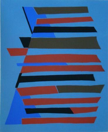 Трафарет Magnelli - Témoignages pour l'art abstrait