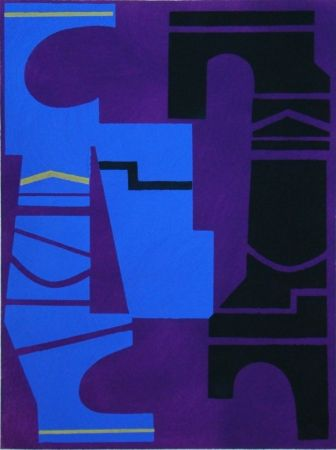 Трафарет Pillet - Témoignages pour l'art abstrait