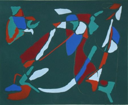 Трафарет Lanskoy - Témoignages pour l'art abstrait